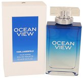 Karl Lagerfeld Ocean View By Edt Spray 3.3 Oz