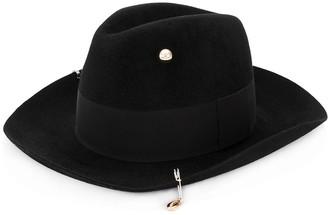Ruslan Baginskiy Drawstring Tassel Detail Hat