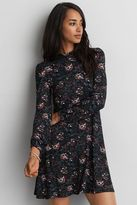 American Eagle Outfitters AE Soft & Sexy Mock Neck Dress