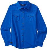 Ralph Lauren Cotton-Blend Western Shirt