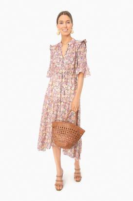 Rebecca Taylor La Vie By Short Sleeve Josephine Dress