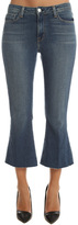L'Agence Sophia High Rise Crop Jean