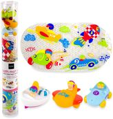 Kushies Adventure Bath Mat and Squirter Set