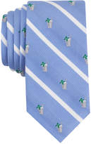 Bar III Men's Mint Julep Conversational Skinny Tie, Only at Macy's
