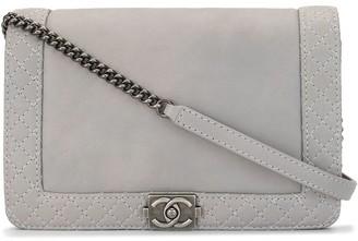 Chanel Pre Owned Boy shoulder bag