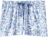 Joe Fresh Women's Print Sleep Short, Print 9 (Size XL)