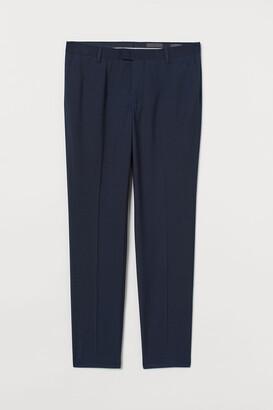 H&M Slim Fit Suit Pants