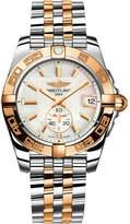 Girard-Perregaux C7234853.A792791C breitling galactic quartz steel and rose gold watch
