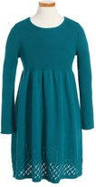 Tea Collection Girl's Suzume Sweater Dress