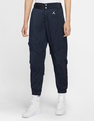 Jordan Nike utility pants in navy