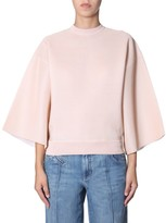 Givenchy Wide Sleeved Pullover