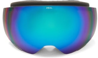Zeal Optics Portal Interchangeable-lens Ski Goggles - Black Multi