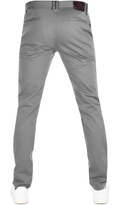 BOSS ORANGE Schino 1 Slim Fit Tousers Grey