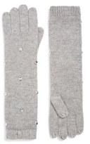 Kate Spade Embellished Long Gloves