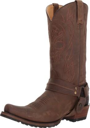 Roper Men's Skull Western Boot