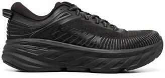 Hoka One One Textured Effect Sneakers