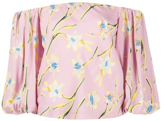 Pinko Off The Shoulder Blouse