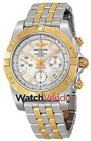 Breitling Men's CB0140Y2/A743 Chronomat 41 Analog Display Swiss Automatic Two Tone Watch