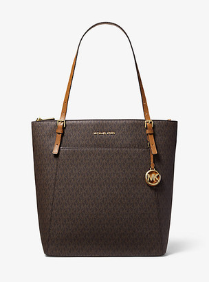 Michael Kors Voyager Large Logo Tote Bag