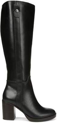 Franco Sarto Kendra Knee-High Leather Boots