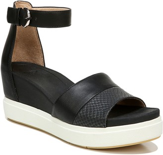 Dr. Scholl's Strappy Wedge Sandals - Show Off