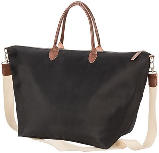 Cathy's Concepts Cathy' Concept Microfiber Weekender Tote