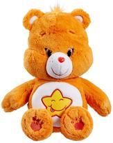 Care Bears Medium Plush With DVD Laugh-a-Lot
