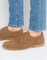 Superdry Ripley Brogue Lace Up Shoes