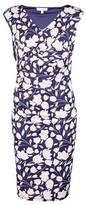 Dorothy Perkins Womens Lily & Franc Navy Floral Print Bodycon Dress