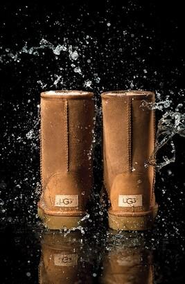 UGG Bailey Bow II Genuine Shearling Boot