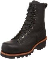 "Chippewa Men's 8"" Composite-Toe Logger Boot"