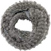 Seeberger Knitted Faux Fur Snood