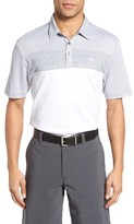 Travis Mathew Men's Mandy Slim Fit Wrinkle-Resistant Polo