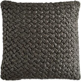 Michael Aram Metallic Knit Accent Pillow