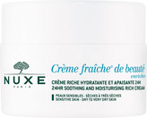 Nuxe Creme Fraiche De Beaute Soothing and Moisturizing Cream Dry Skin