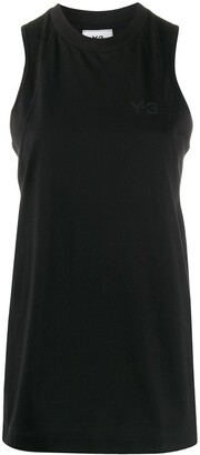 Y-3 Loose-Fit Sleeveless Top