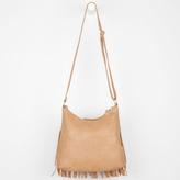 Fringe Pyramid Stud Handbag