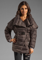 ADD Removable Sleeve Down Jacket
