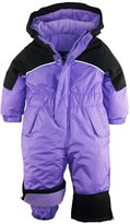 iXtreme Little Girls' Snowmobile 1-Piece Winter Snowboarding Ski Snowsuit