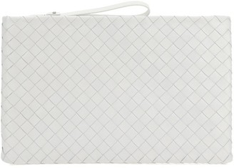 Bottega Veneta Woven Pouch Bag
