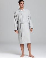 Hudson Park Piqué Robe - 100% Exclusive