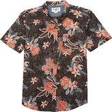 Billabong Men's Strange Vibes Short Sleeve Woven Shirt