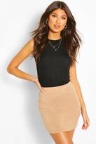 Boohoo Maisy Bodycon Mini Skirt