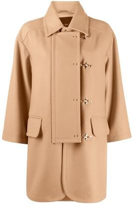 Fay Oversize Park Coat
