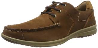 Hush Puppies Men's Runner Mocc Lace Moccasins