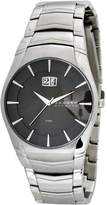 Skagen Men's 531XLSXM Steel Collection Stainless Steel Gray Dial Watch