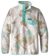 Patagonia Girls' Lightweight Synchilla® Snap-T® Fleece Pullover