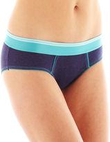 JCPenney Flirtitude Cotton-Blend Boykini Panties