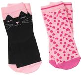 Gymboree Cat & Heart Socks