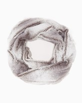 Charming charlie Plush Ombre Infinity Scarf